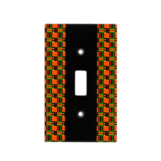 Afro Pop Light Switch Cover