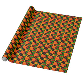 Afro Pop Wrapping Paper