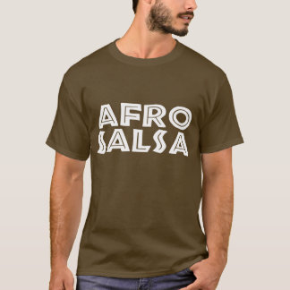 Afro Salsa Dance Shirt