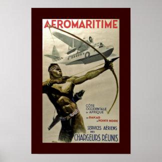 Afromaritime Poster