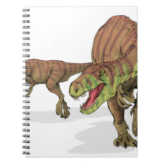 Afrovenator Notebooks