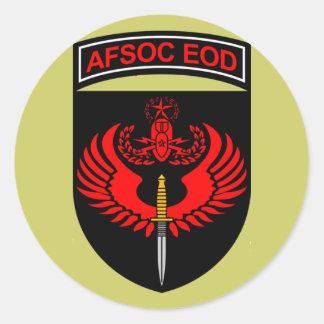 AFSOC EOD sticker