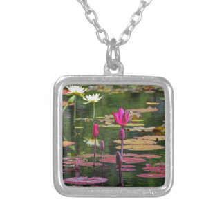 After Forever Silver Plated Necklace