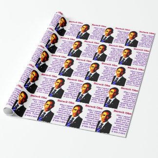 After I Signed The Bill - Barack Obama