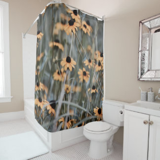 After Life Field Shower Curtain