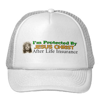 After Life Insurance Trucker Hat