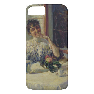 After Lunch at the Moncia, c.1900 iPhone 7 Case
