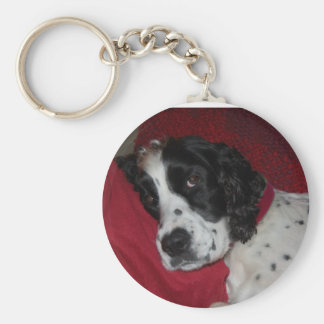 After my nap...can we go for a walk? keychain