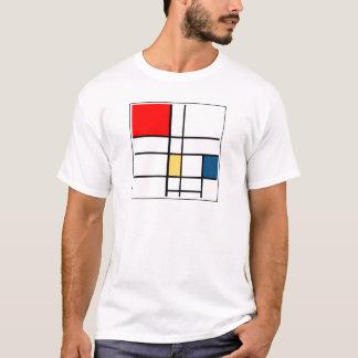 After Piet Mondriaan Tshirt