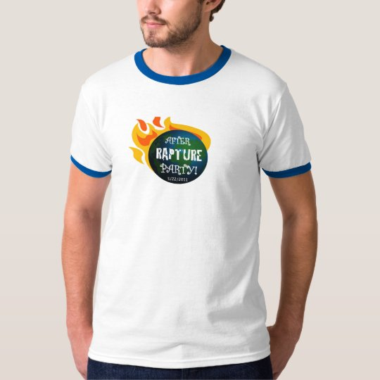 AFTER RAPTURE PARTY T-Shirt