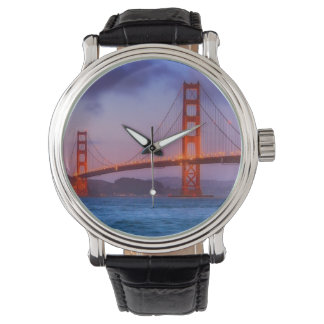 After sunset out at Baker Beach Wristwatches