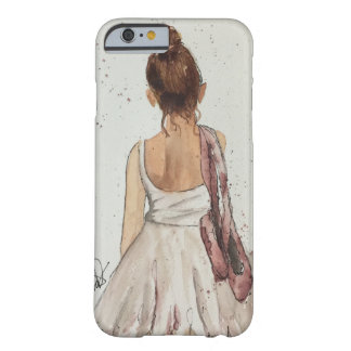 After the Dance Ballet Watercolor iPhone 6/6s Case