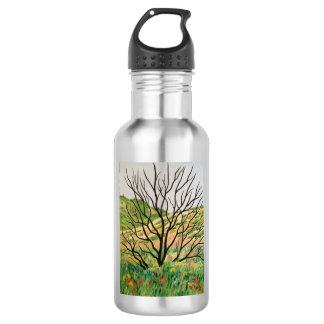 """After the Fire"" Stainless Steel Water Bottle"