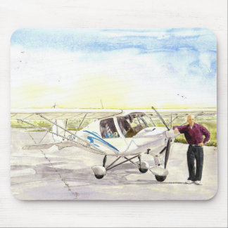 'After the Flight' Mousepad