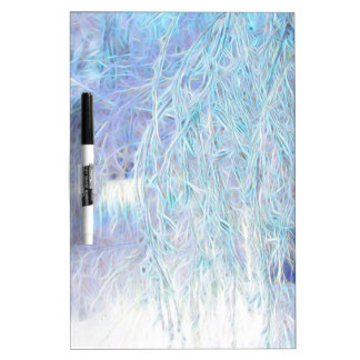 After the Icestorm-Green glow Dry Erase Board