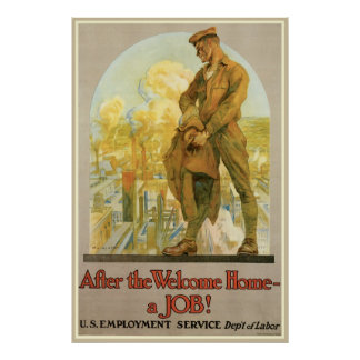 Welcome Home Posters Zazzle Canada
