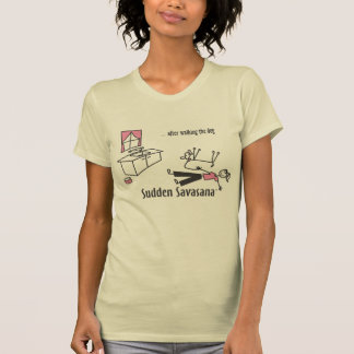 After Walking the Dog... T-Shirt