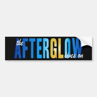 Afterglow 2.0 Bumper Sticker