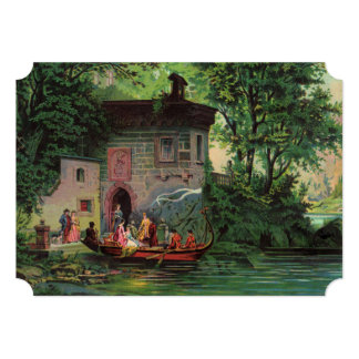 Afternoon at Lake Como Invitation