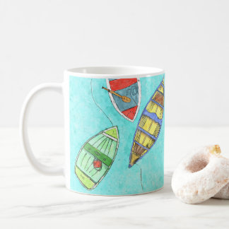 Afternoon Boats Rest  Mug
