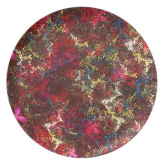 Afternoon Delights #1 Melamine Plate