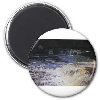 Afternoon Enchantment 2 Inch Round Magnet