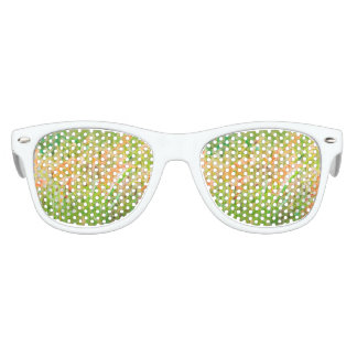 Afternoon Floral Scene Photo Kids Sunglasses