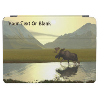 Afternoon Moose iPad Air Cover