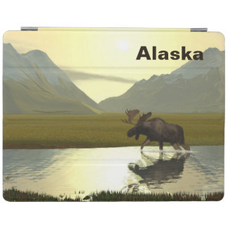 Afternoon Moose iPad Cover