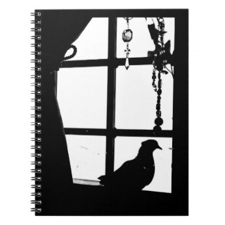 Afternoon Pigeon Notebook