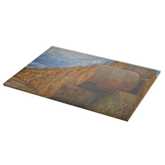 Afternoon Stack Cutting Board Western Ranching