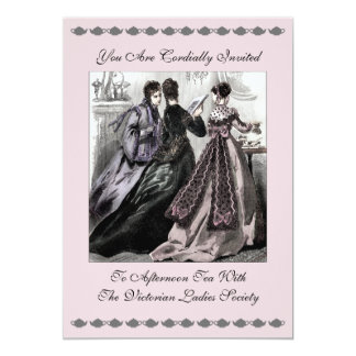 Afternoon Tea - Invitation (Customize)