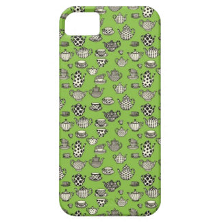 Afternoon Tea iPhone 5 Cover