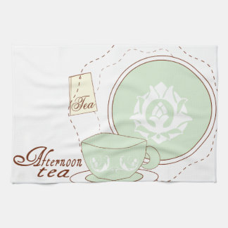 Afternoon Tea Kitchen Towel