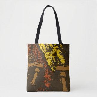 """Aftershock"" All-Over-Print Tote Bag"