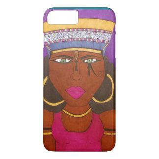 Aftican American Queen iPhone 7 Plus Case