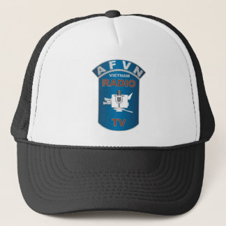 AFVN American Forces Vietnam Network Hat