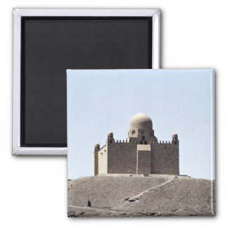 Aga Khan Tomb, Aswan, Egypt Desert Magnet
