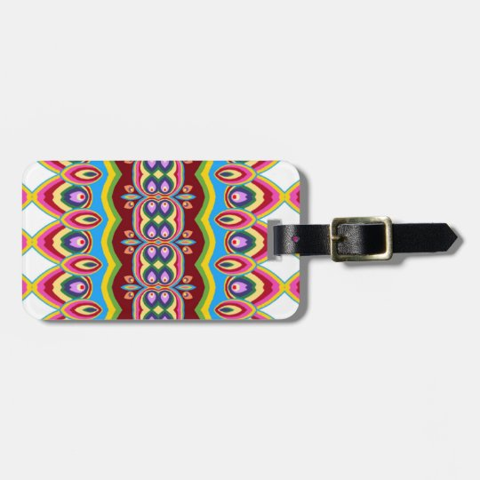 Again and Again Personalized Luggage Tag