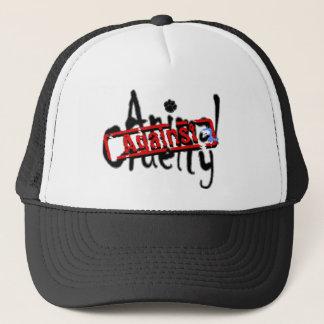 Against Animal Cruelty Hat