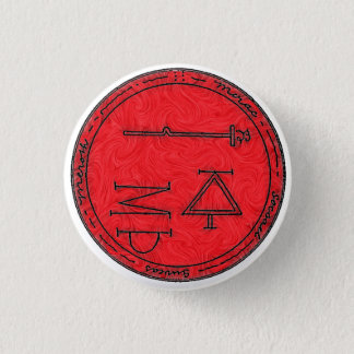 Against Firearms and other Offensive Weapons 1 Inch Round Button
