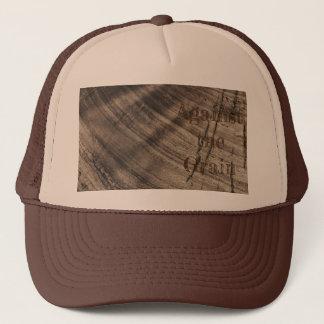 Against the Grain Trucker Hat
