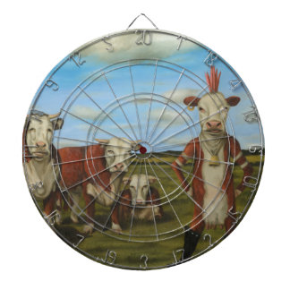Against The Herd Dartboard