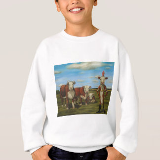 Against The Herd Sweatshirt