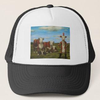 Against The Herd Trucker Hat