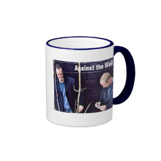 Against the Wall Coffee Mugs