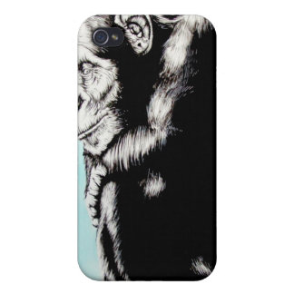 Against the Wall iPhone 4/4S Cover