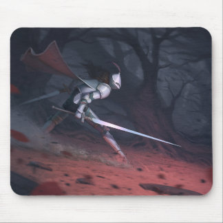 Against the Wind Mouse Pad