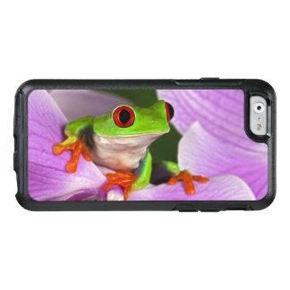 Agalychnis callidryas. OtterBox iPhone 6/6s case