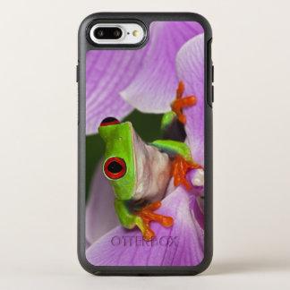 Agalychnis callidryas. OtterBox symmetry iPhone 7 plus case